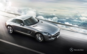 Picture mercedes-benz, sls, AMG SPEEDSHIFT DCT, amg-c197