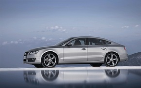Picture road, the sky, machine, Audi, cars, German cars, audi a5 car walls, free hd pictures, …