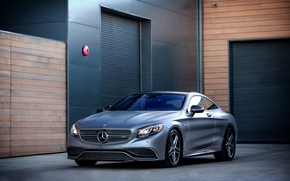 Picture Mercedes-Benz, Mercedes, AMG, Coupe, AMG, US-spec, Benz, 2015, S 65, C217