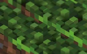 Picture cube, minecraft, unit, minecraft
