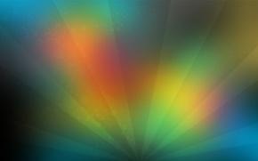 Picture rays, line, mesh, paint, color, spot