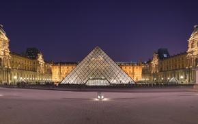 Picture Paris, Museum, the Louvre
