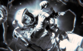 Picture space, Jura, the warriors of light, The Yuri A. Gagarin