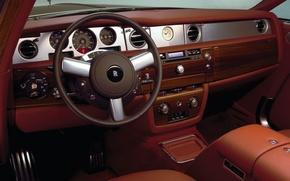 Picture Rolls-Royce, class, salon, brand, prestige