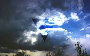 Picture the sky, clouds, Mars, 30stm