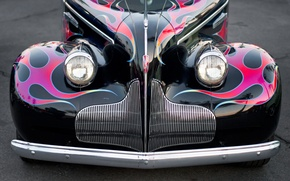 Picture retro, the hood, Buick, classic, Buick