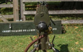 """Picture weapons, machine gun, easel, Vickers, """"Vikkers"""""""