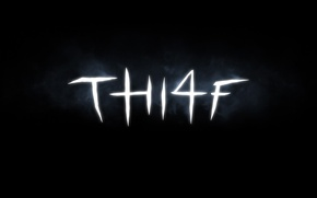Picture the inscription, thi4f, thief 4, thief 4