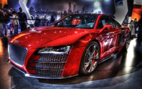 Picture Machine, Audi R8