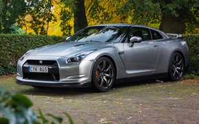 Picture GTR, Nissan, Silver