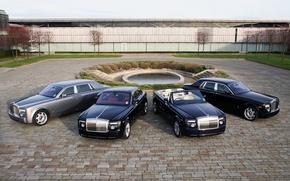 Picture pond, Phantom, four, Rolls&Royce