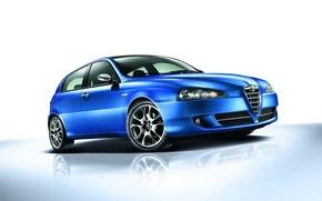 Picture Blue, Alfa, Romeo, 147, Alfa 147, Alfa Romeo cars, Alfa Romeo 147 Wallpaper, Alfa Romeo …