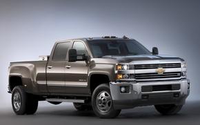 Picture Chevrolet, Chevrolet, Crew Cab, LTZ, Silverado, 2014, silverado, GMTK2H, 3500 HD