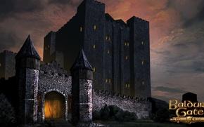 Picture gate, Friendly, ArmInn, Baldur's