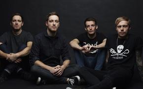 Picture metalcore, Tom, Alex Dean, Tom Searle, Dan Searle, Architects, Sam Carter, Adam Christianson