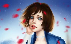 Picture 2K Games, Elizabeth, Bioshock Infinite, fps