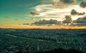 Picture the city, South Korea, Seoul