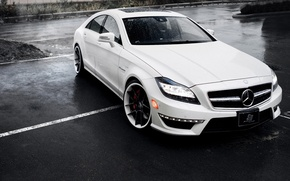 Picture mercedes, tuning, cls