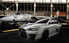 Picture military, lancer, evo