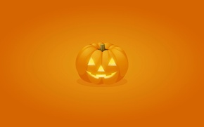 Wallpaper Halloween, pumpkin, Halloween