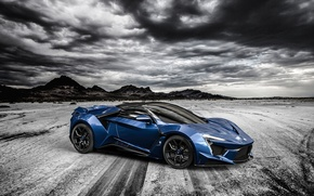 Picture supercar, SuperSport, Fenyr
