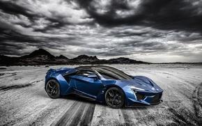 Picture supercar, SuperSport, Fenyr