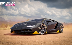 Picture Lamborghini, Game, Centennial, Forza Horizon 3