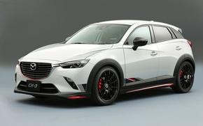Picture Concept, Mazda, Racing, Mazda, CX-3