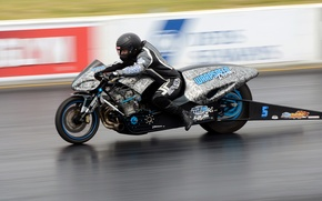 Picture race, speed, track, motorcycle, bike, drag racing