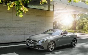 Picture Mercedes-Benz, convertible, Mercedes, R172, AMG, SLC-Class
