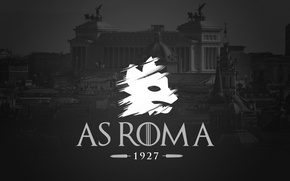 Picture wallpaper, sport, Italy, football, AS Roma