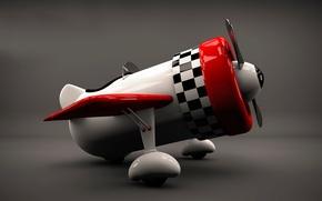 Picture model, the plane