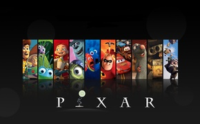 Picture cartoons, Pixar, Pixar