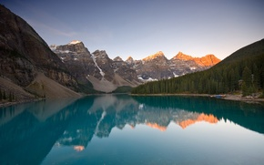 Wallpaper trees, lake, 157, mountains