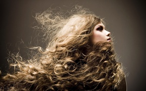 Picture face, style, hair, profile