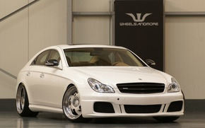 Picture Mercedes-Benz, CLS, Design, Tuning, White Label, Wheels&More
