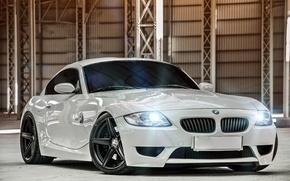 Picture BMW, Matte Black, Deep Concave, M Coupe