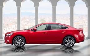 Picture Mazda, sedan, Mazda, Sedan, 2015