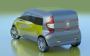 Picture concept, Renault, Frendzy