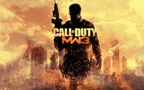 Picture call of duty, CoD, mw3