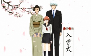 Picture Family, Gintama, Gintama, Gintoki, Gintoki, The OTOs