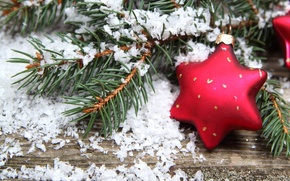 Picture balls, decoration, holiday, New Year, Christmas, star, Christmas, New Year