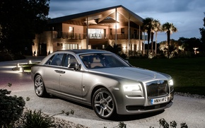 Picture Rolls Royce, Ghost, Royce, Rolls