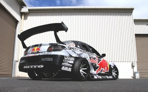 Wallpaper drift, mazda, Mazda, rx8