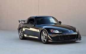 Picture Honda, Black, S2000