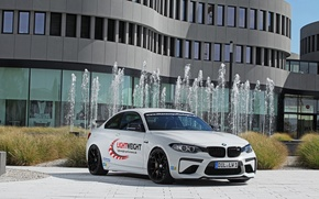 Picture BMW, Tuning, Performance, 2016, Lightweight, M2, White
