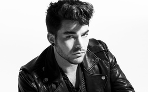Picture Model, Men, Wallpaper, Photo, View, Man, Singer, People, Adam Lambert