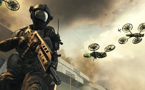 Picture weapons, the game, Call of Duty, Black Ops 2