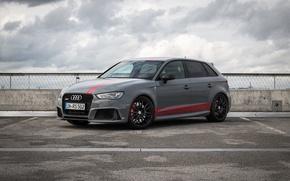 Picture Audi, tuning Studio, Sportback, MTM, RS3