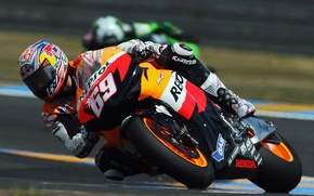 Wallpaper MotoGP, The Mans, 500cc